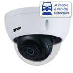 Professional AI Series 4.0MP Fixed Vandal Dome