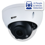 Professional AI Series 4.0MP Motorised Vandal Dome