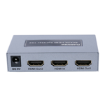 2-way 4K Ultra HD HDMI Splitter
