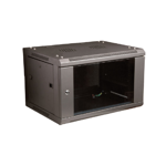 4RU 600mm Deep Wall Mount Data Cabinet