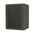 15RU 600mm Deep Wall Mount Swing Data Cabinet