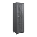 45RU 800mm Deep Free Stand Data Cabinet