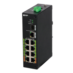 8-port Unmanaged Fast Extended PoE Ethernet Switch