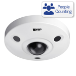 Specialist AI Series 12.0MP People Counting 360° Fisheye Dome