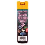 350g Survey Marking Paint (Yellow)