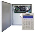 Watchguard Professional 8 Zone Alarm Panel & LCD Keypad (White)