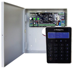 Watchguard Professional 8 Zone Alarm Panel & LCD Keypad (Black)