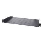 1RU 350mm Data Cabinet Rack Shelf