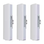 3 x Preconfigured 900Mbps 5.8GHz Wireless Bridge