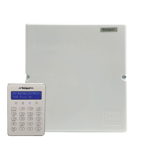 Watchguard Professional 8 Zone Alarm Panel & LCD Keypad - Expandable to 64 Monitored Zones