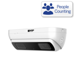 Specialist AI Series 3.0MP People Counting Dual Lens Camera