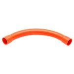 20mm Orange Heavy Duty 90° Sweep Bend