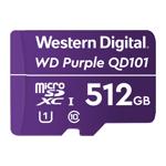 512GB Surveillance MicroSD Card