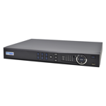 Professional Series 4 Channel 4.0MP HDCVI Digital Video Recorder