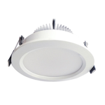 10W Residential Fixed LED Dimmable Downlight (3000K)