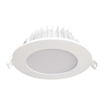 12W Residential Fixed LED Dimmable Downlight (6000K)
