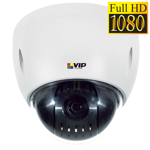 Professional Series 2.0MP WDR 12x Zoom PTZ Dome