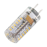 3W G4 Residential Retrofit LED Bulb Silicon Base 12V (6000K)