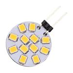2W G4 Residential Retrofit LED Bulb Plastic Base 12V (6000K)
