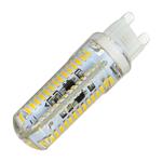 5W G9 Residential Retrofit LED Bulb Silicon Base 240V (6000K)