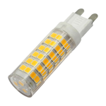 5W G9 Residential Retrofit LED Bulb Ceramic Base 240V (3000K)