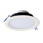 12W Residential Fixed LED Downlight (6500K)