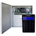 Watchguard Professional 8 Zone Alarm Panel & LCD Keypad (Black)
