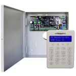 Watchguard Professional 8 Zone Alarm Panel & LCD Keypad (White)
