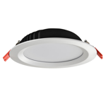 48W Premium Dimmable Fixed LED Downlight (3000K)