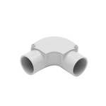20mm Grey Inspection Elbow