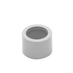 Grey 20mm-16mm Thread Reducer