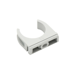 20mm Grey Conduit Clip