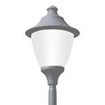 Gino 60W Classic LED Lamp (Grey)