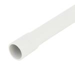 20mm White Medium Duty Rigid Conduit (4m)