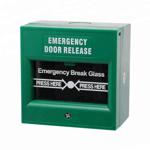 Emergency Door Release - Emergency Break Glass
