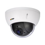 Professional Series 2.0MP 4x Zoom Mini PTZ Dome